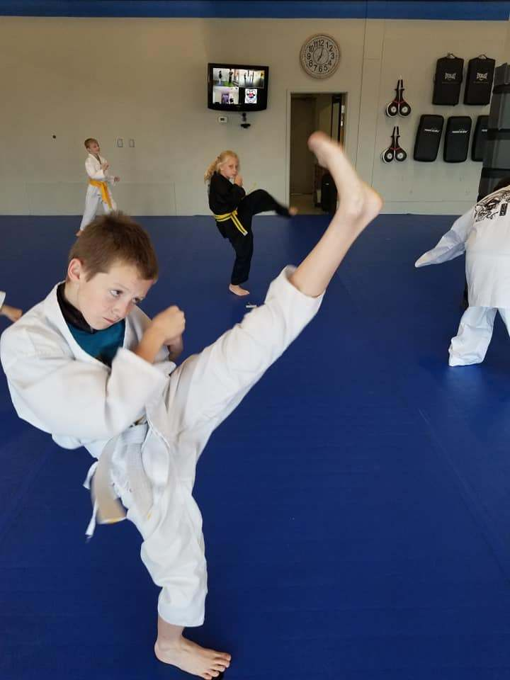 P4, AKF Lexington & Nicholasville's Martial Arts
