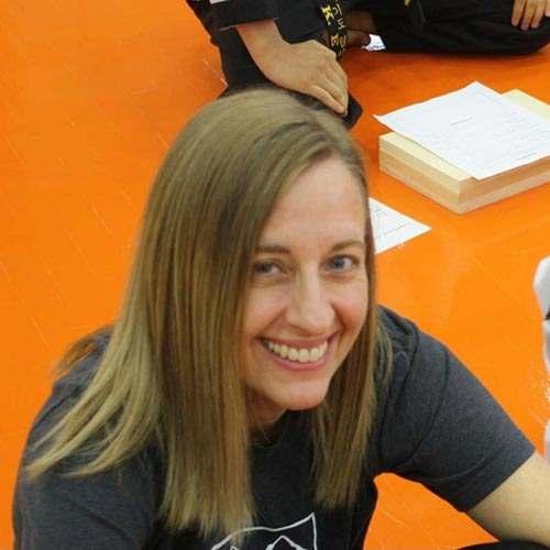 Stacey Moniot, AKF Lexington & Nicholasville's Martial Arts