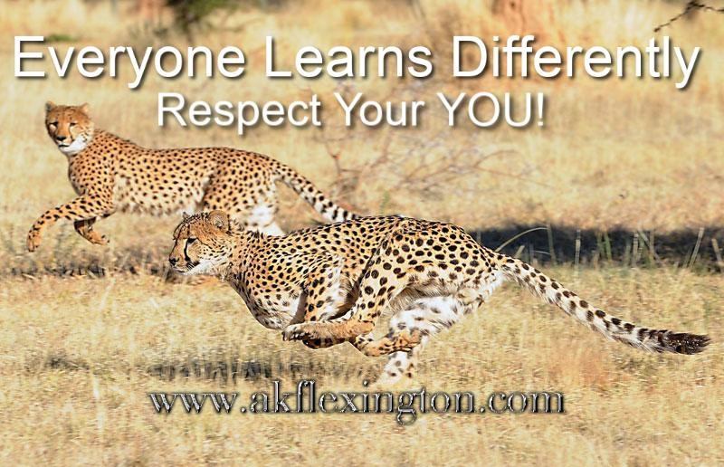 Cheetah Learning Differently, AKF Lexington & Nicholasville's Martial Arts